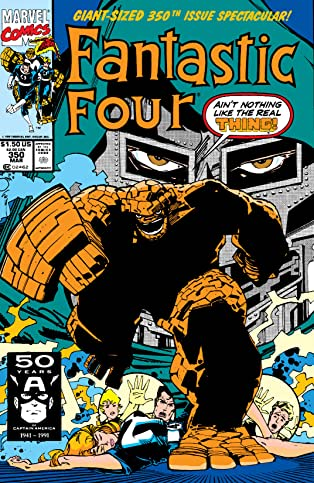 Fantastic Four (1961-1998) #350