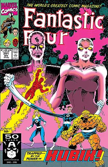 Fantastic Four (1961-1998) #351