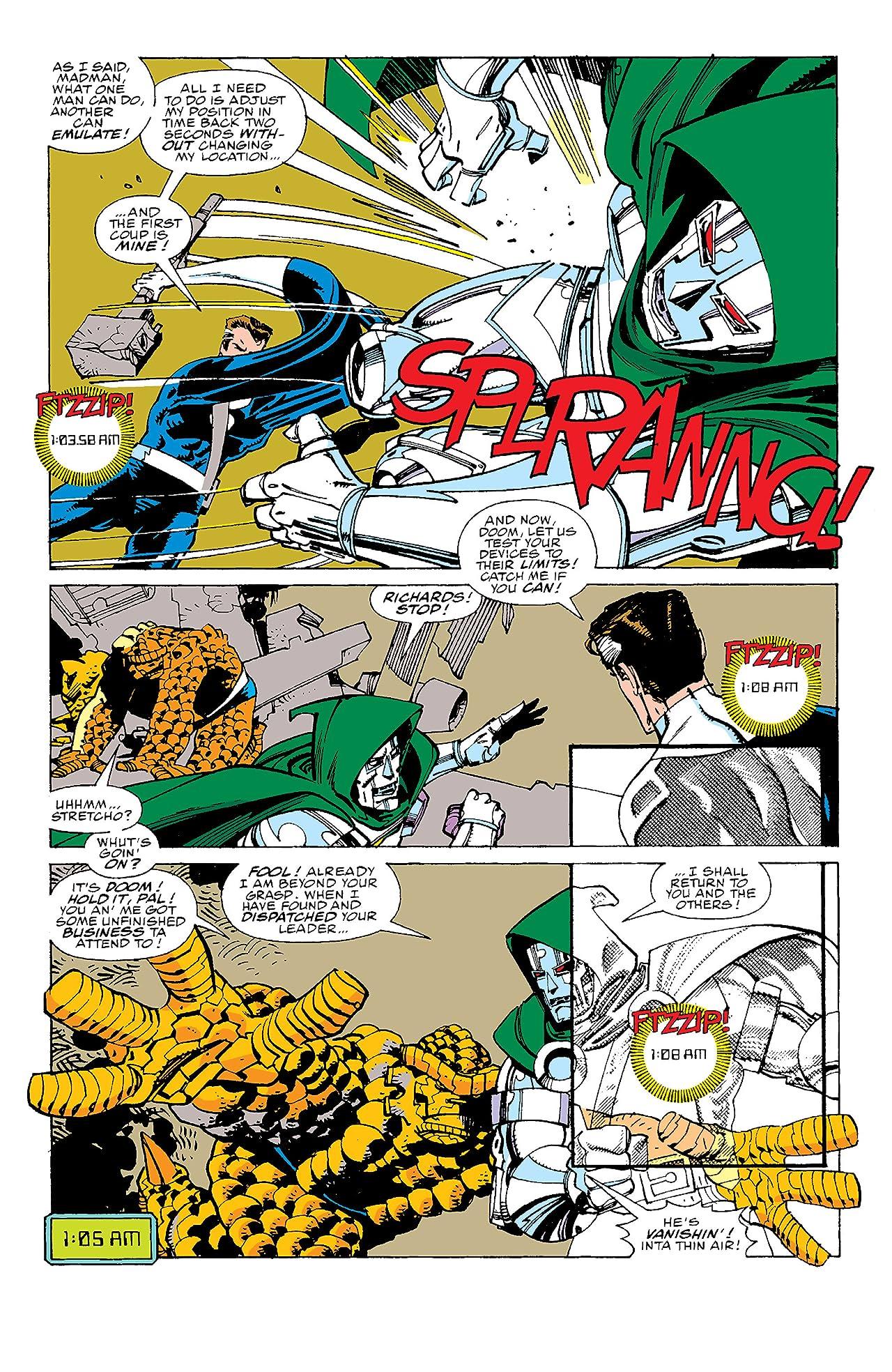 Fantastic Four (1961-1998) #352