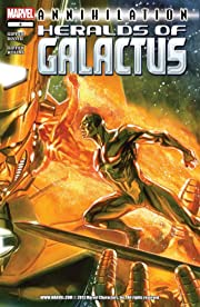 Annihilation: Heralds of Galactus #2 (of 2)
