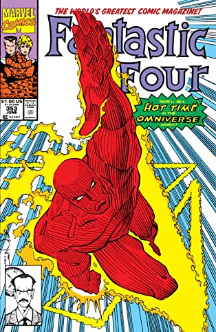 Fantastic Four (1961-1998) #353