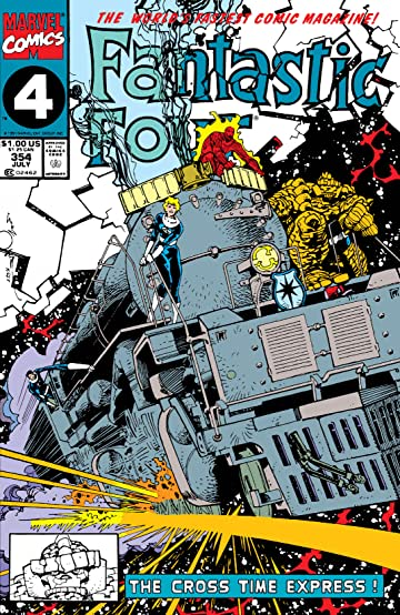 Fantastic Four (1961-1998) #354