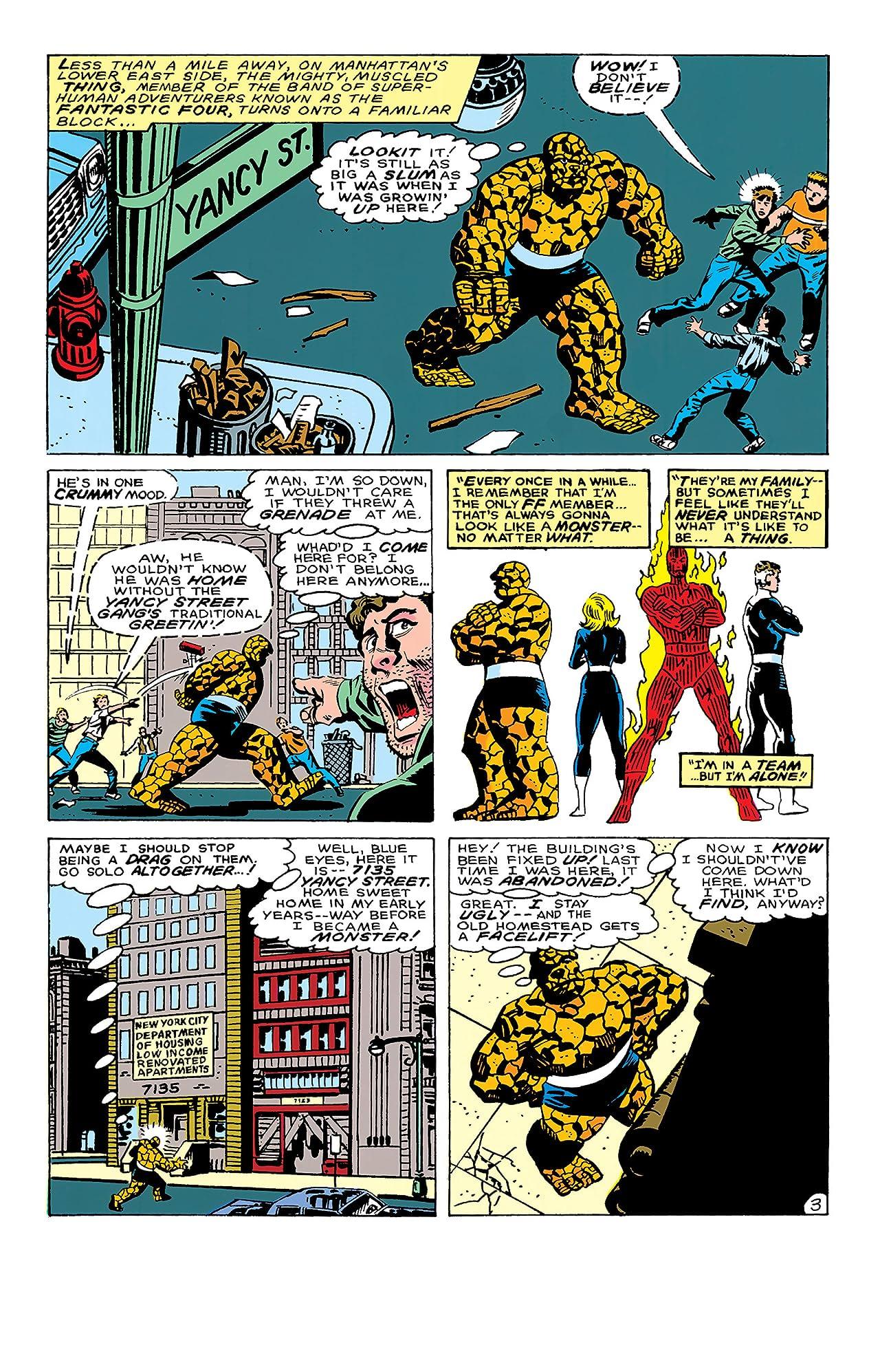 Fantastic Four (1961-1998) #355