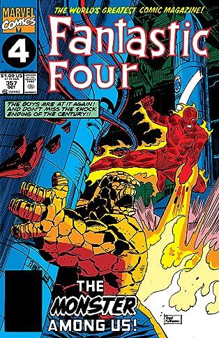 Fantastic Four (1961-1998) #357