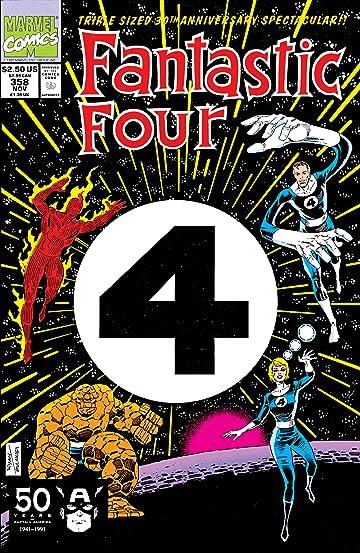 Fantastic Four (1961-1998) #358