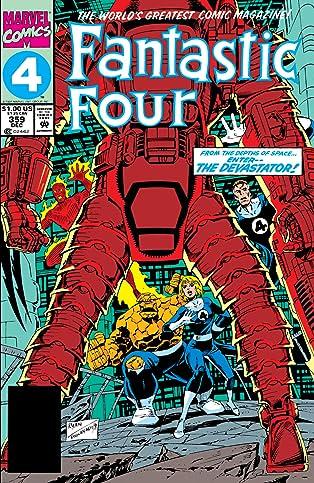 Fantastic Four (1961-1998) #359