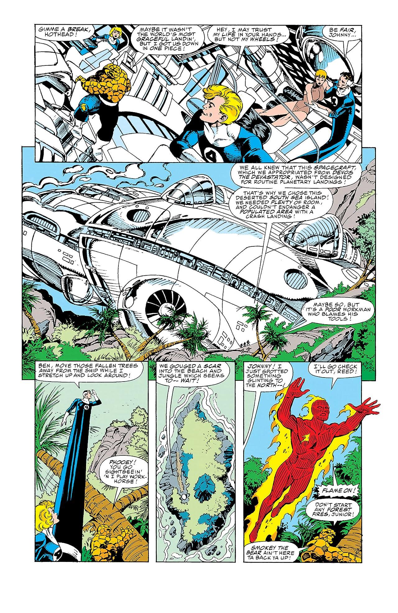 Fantastic Four (1961-1998) #360
