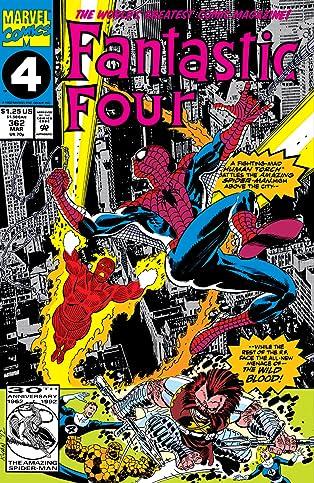 Fantastic Four (1961-1998) #362