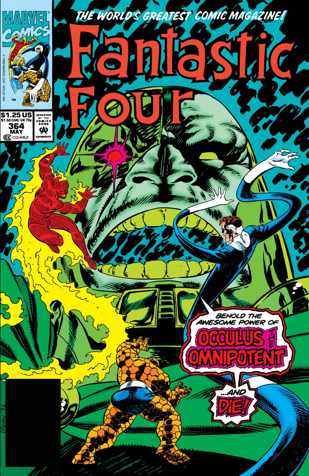 Fantastic Four (1961-1998) #364