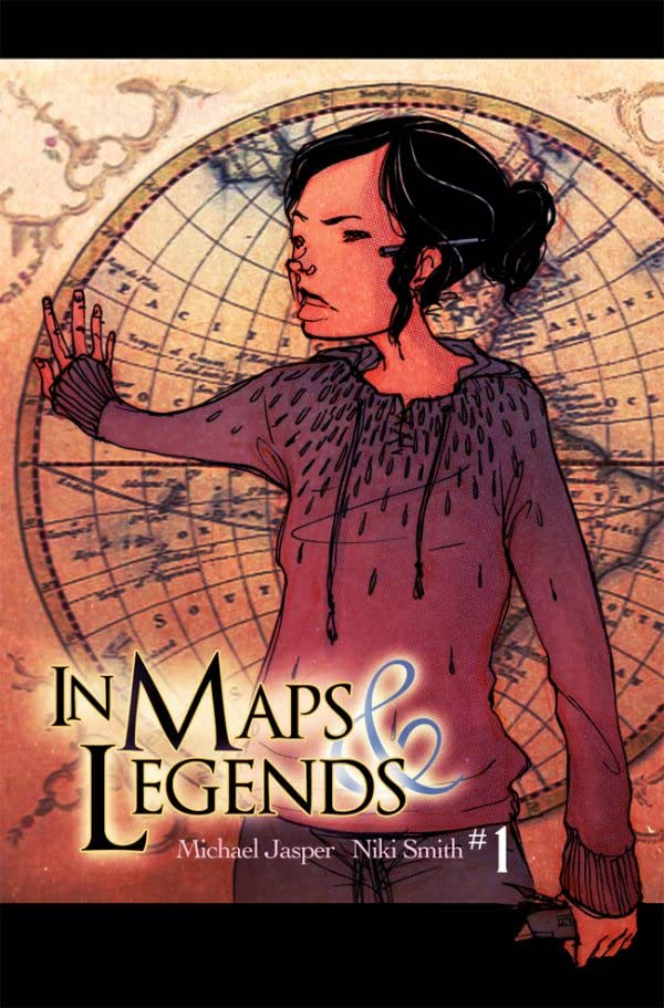 In Maps & Legends #1 (of 9)