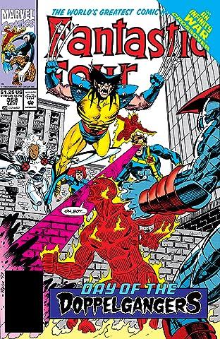 Fantastic Four (1961-1998) #368