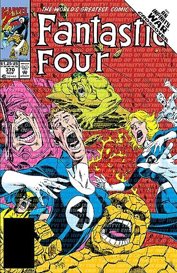 Fantastic Four (1961-1998) #370