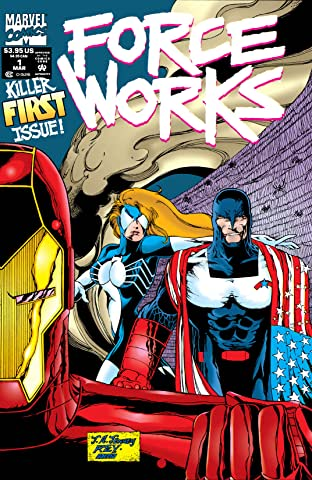 Force Works (1994-1996) #1