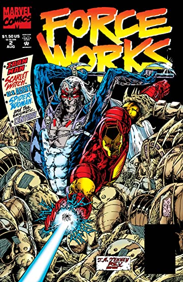 Force Works (1994-1996) #2