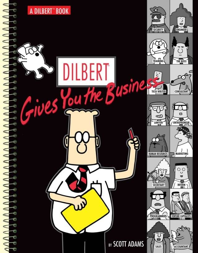 Dilbert Vol. 14: Dilbert Gives You the Business