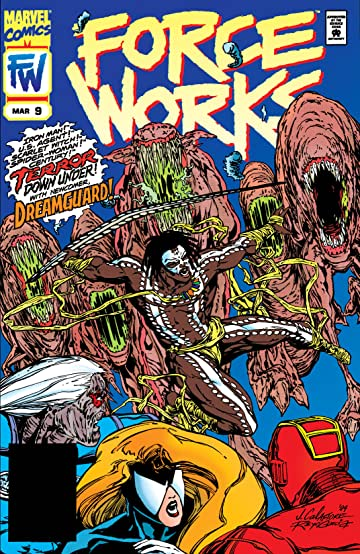 Force Works (1994-1996) #9