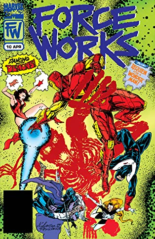 Force Works (1994-1996) #10
