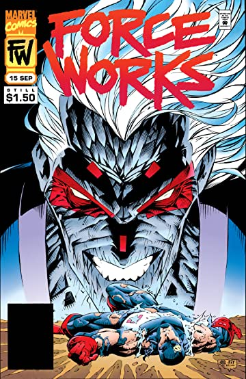 Force Works (1994-1996) #15