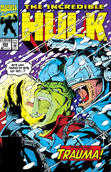 Incredible Hulk (1962-1999) #394