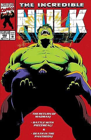 Incredible Hulk (1962-1999) #408
