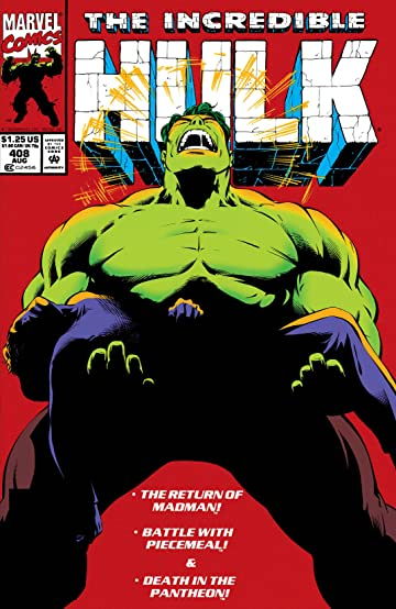 Incredible Hulk (1962-1999) #408