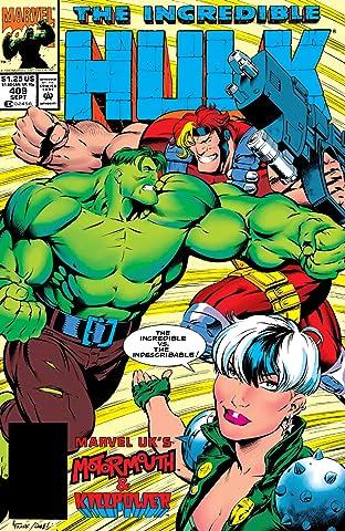 Incredible Hulk (1962-1999) #409