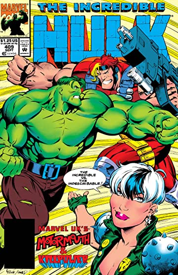 Incredible Hulk (1962-1999) #409