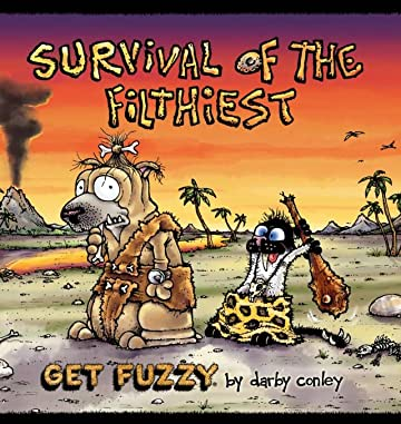 Get Fuzzy Vol. 17: Survival of the Filthiest