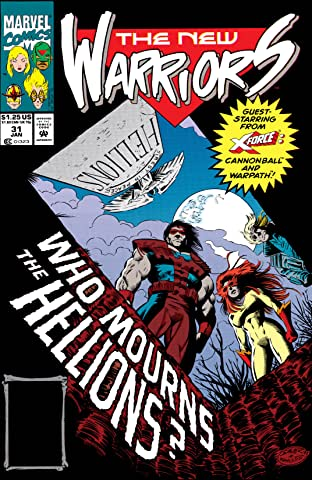New Warriors (1990-1996) #31