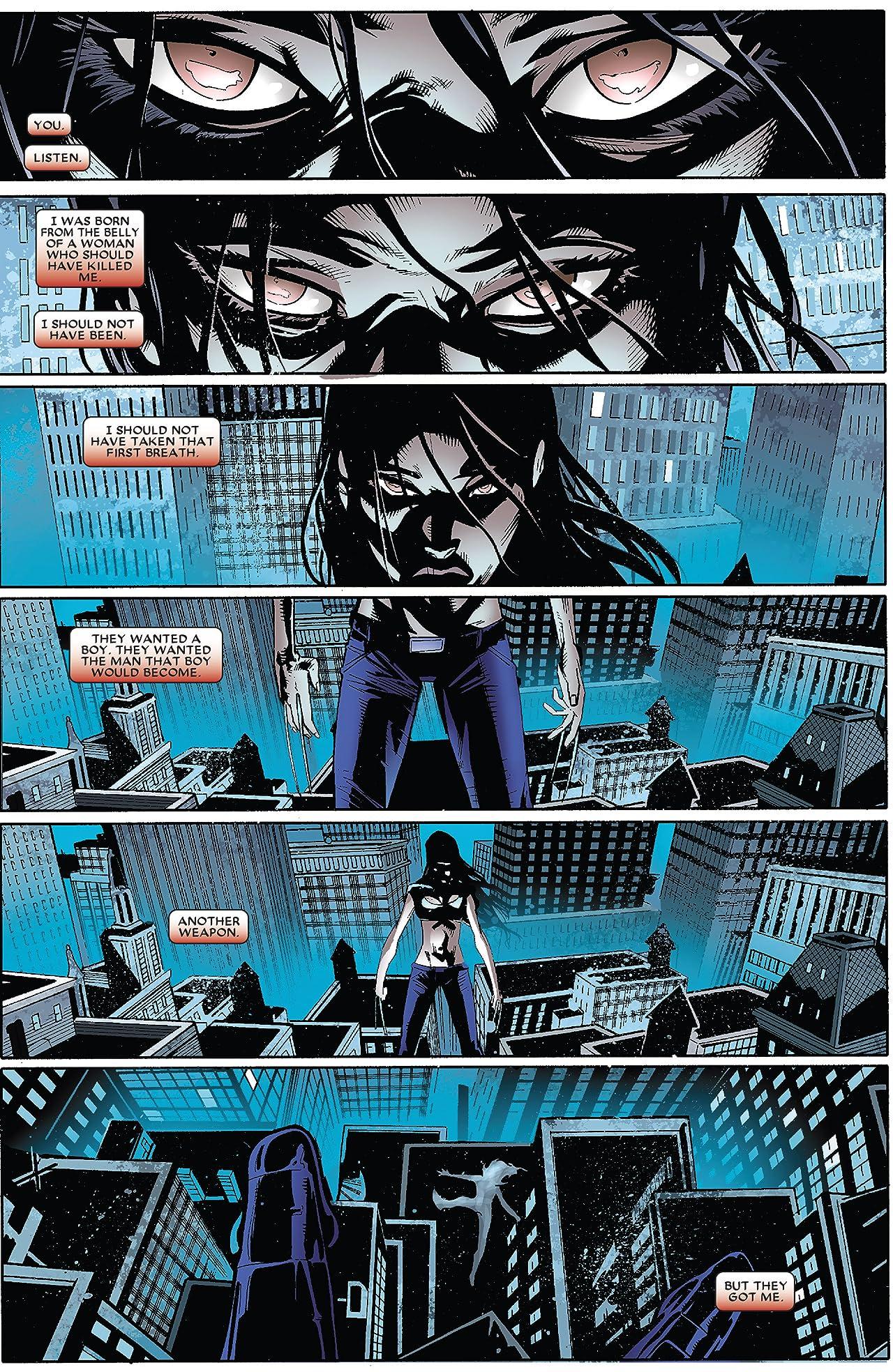 X-23 One-Shot (2010) #1
