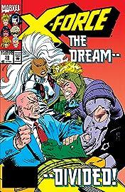 X-Force (1991-2002) #19