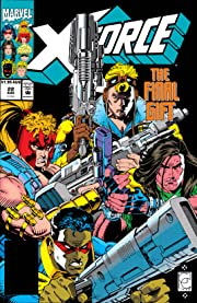 X-Force (1991-2002) #22