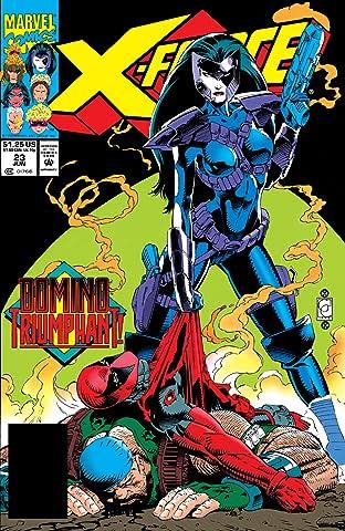 X-Force (1991-2002) #23