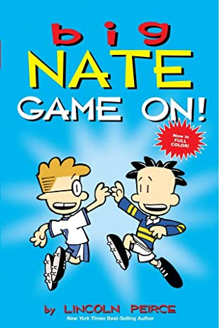 Big Nate Vol. 14: Game On!