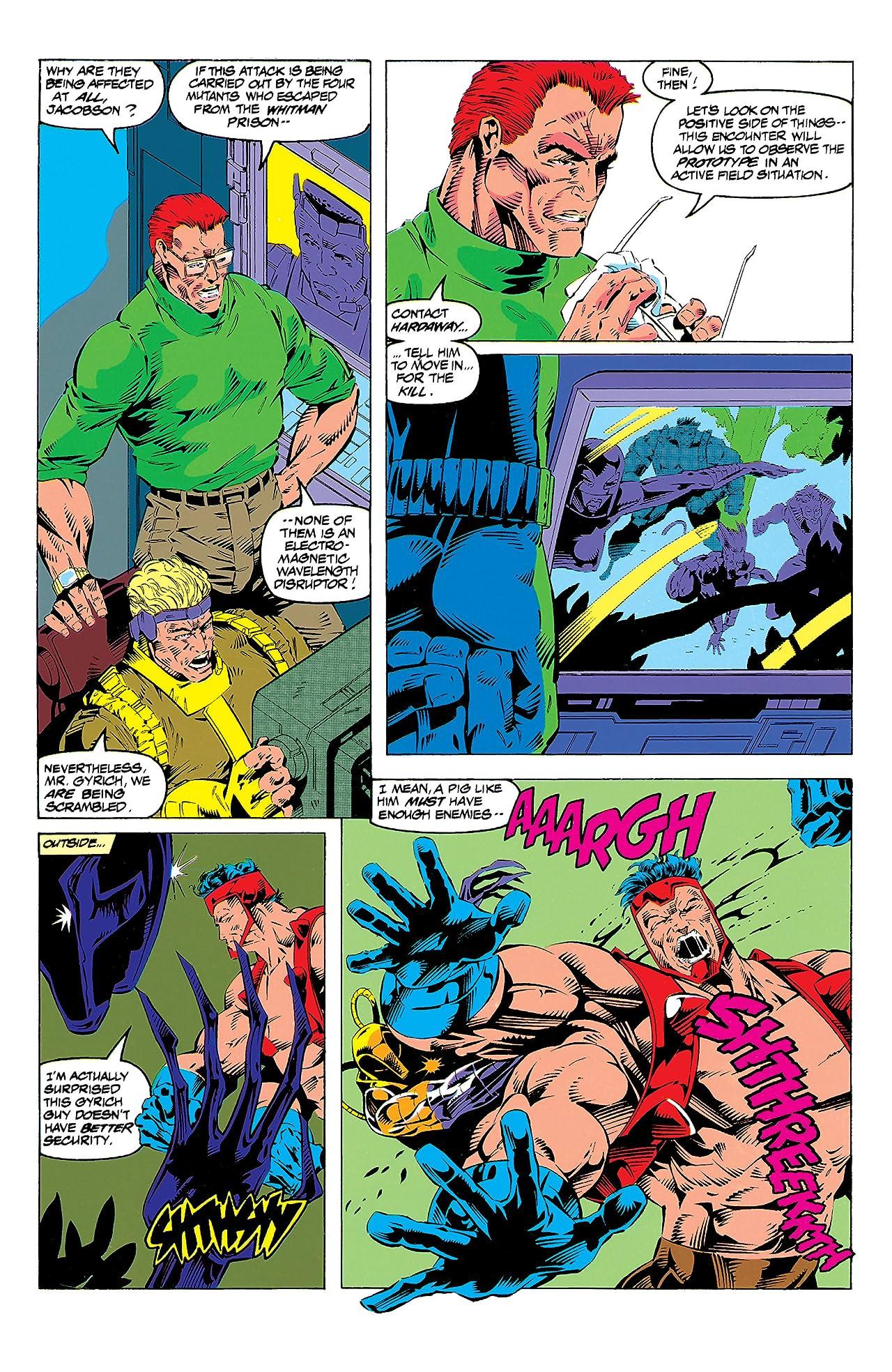 X-Force (1991-2002) #27