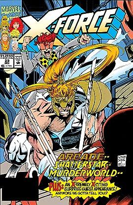 X-Force (1991-2002) #29