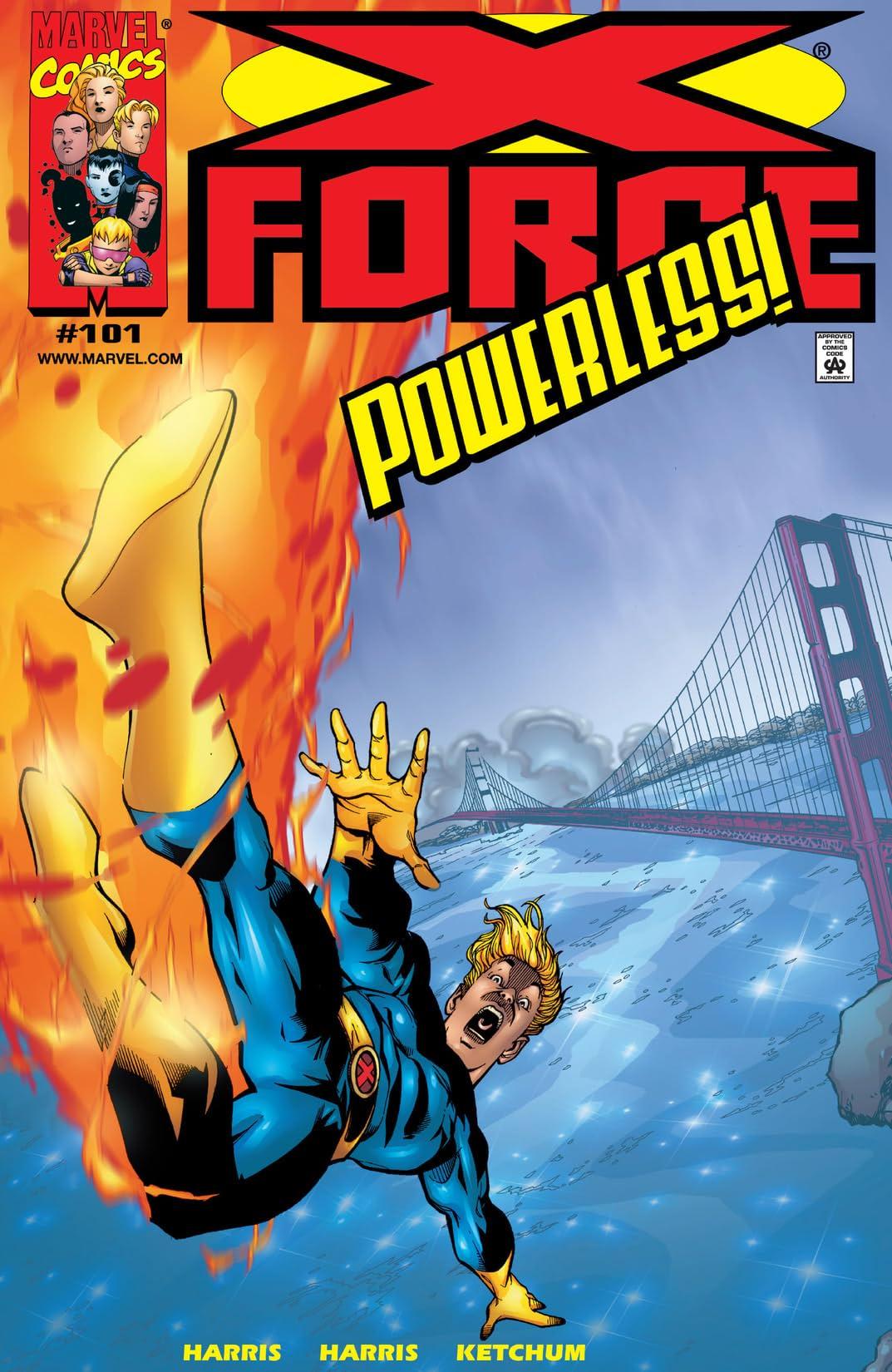 X-Force (1991-2002) #101