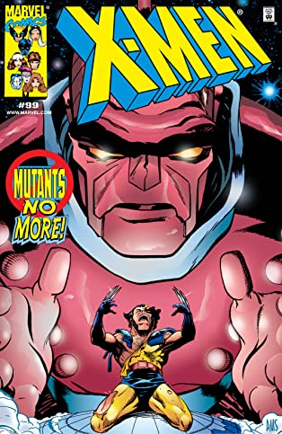 X-Men (1991-2001) #99
