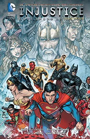 Injustice: Gods Among Us: Year Four (2015) Tome 1