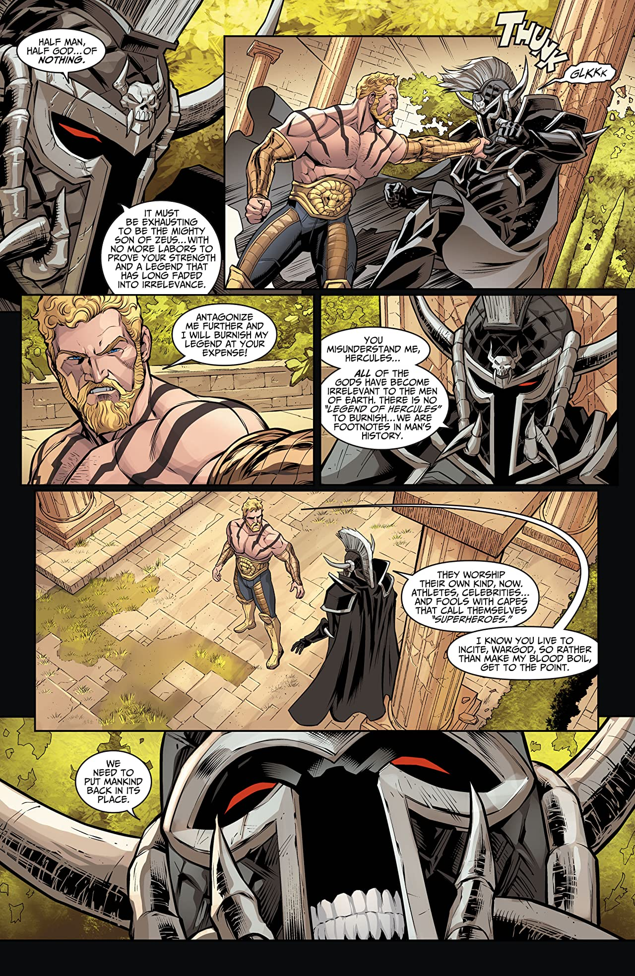 Injustice: Gods Among Us: Year Four (2015) Vol. 1