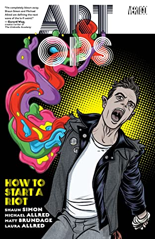 Art Ops (2015-2016) Tome 1