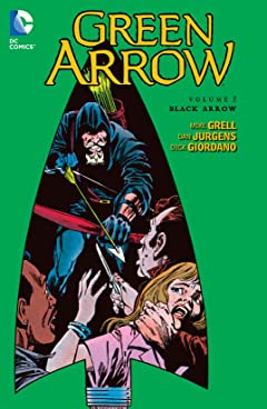 Green Arrow (1988-1998) Vol. 5: Black Arrow