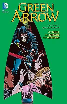 Green Arrow (1988-1998) Vol. 5: Black Arrow