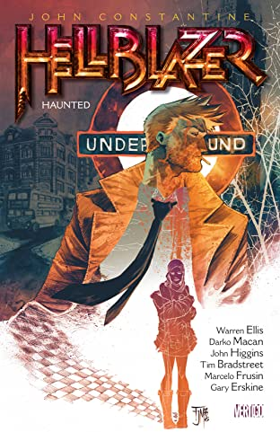 John Constantine: Hellblazer Tome 13: Haunted