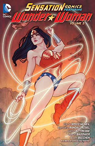 Sensation Comics Featuring Wonder Woman (2014-2015) Vol. 3