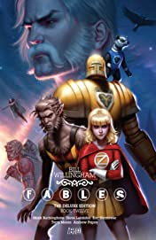 Fables: The Deluxe Edition: Book Twelve