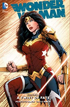 Wonder Woman (2011-2016) Tome 8: A Twist of Fate