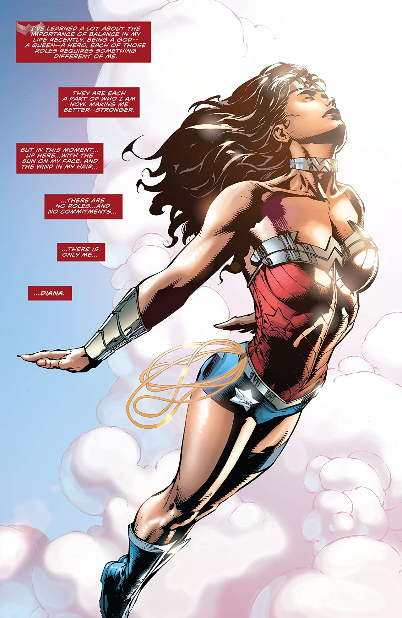 Wonder Woman (2011-2016) Vol. 8: A Twist of Fate
