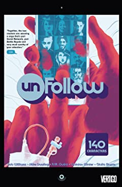 Unfollow (2015-2017) Tome 1