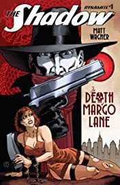 The Shadow: The Death of Margot Lane #1: Digital Exclusive Edition